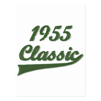1955 Cassic Postcard