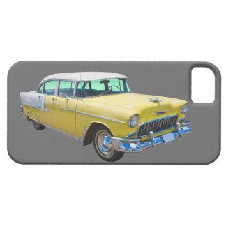1955 Chevrolet Bel Air Antique Car iPhone 5/5S Case