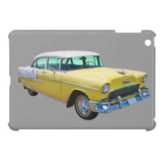 1955 Chevrolet Bel Air Antique Car iPad Mini Cover