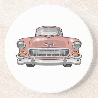 1955 Chevrolet Bel Air Drink Coaster