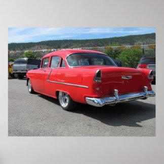 1955 Chevrolet Bel-Air Hardtop Posters