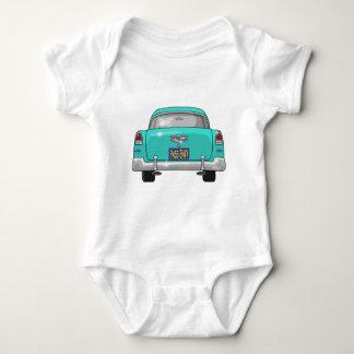 1955 Chevrolet Bel Air Pass Envy Baby Bodysuit
