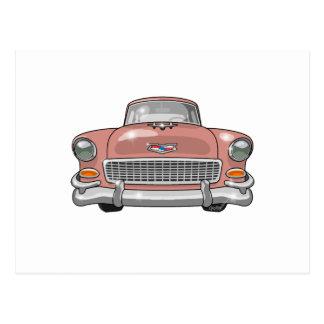 1955 Chevrolet Bel Air Postcard