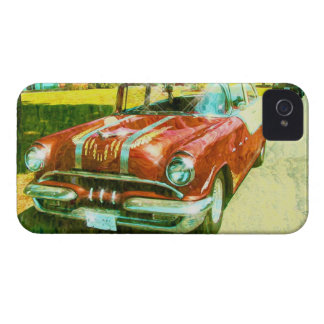 1955 Chevrolet Classic Car Vehicle iPhone 4 Case