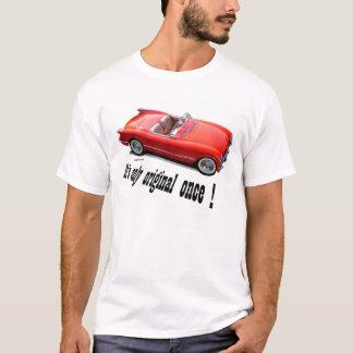 1955 Chevrolet Corvette Convertible T-Shirt