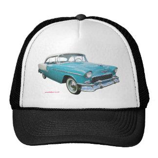 1955_Chevrolet_Texturized Gorro De Camionero