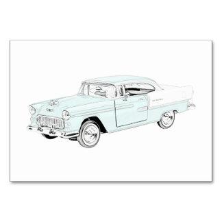 1955 Chevy Bel Air Card