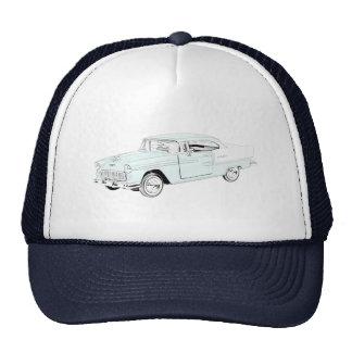 1955 Chevy Bel Air Trucker Hat