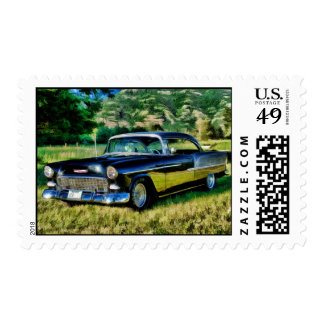 1955 Chevy Belair Postage