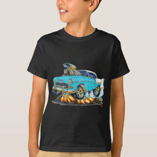 1955 Chevy Belair Turquoise Car T-Shirt