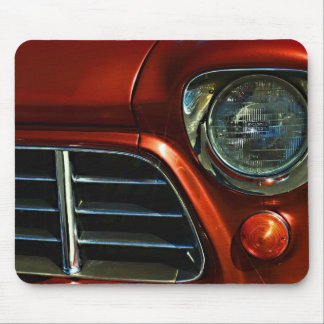 1955 Chevy Custom 3100 Pickup Mouse Pad