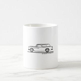 1955 Chevy Nomad Bel Air Coffee Mug