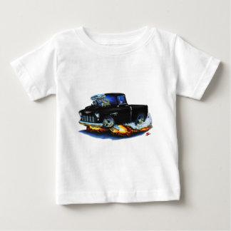 1955 Chevy Pickup Black Truck T-shirt