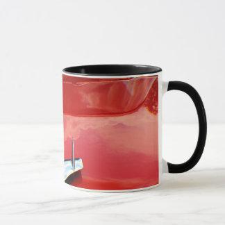 1955 Chevy ringer mug