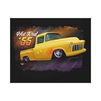 1955 Chevy truck print