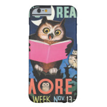 1955 Children's Book Week Poster Barely There iPhone 6 Case