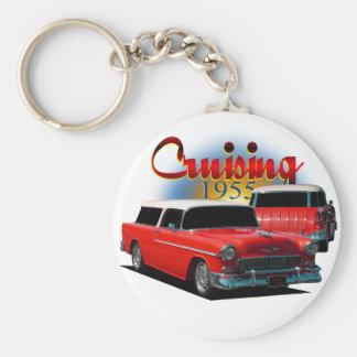 1955 classic key chain