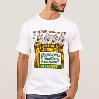 1955 - Midnight Spook Show T-Shirt