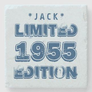 1955 or Any Year Birthday Limited Edition 60th V4Z Stone Coaster