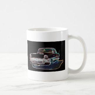 1955 Packard Classic White Coffee Mug