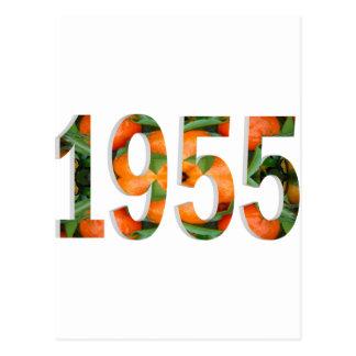1955 POSTCARD