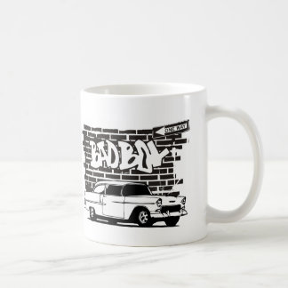 1955 Vintage Chevy Bad Boy Coffee Mug