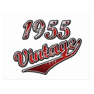 1955 Vintage Postcard