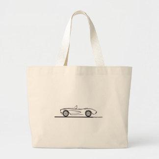 1956 1957 Chevrolet Corvette Bags