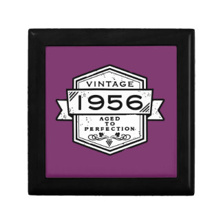 1956 Aged To Perfection Keepsake Box
