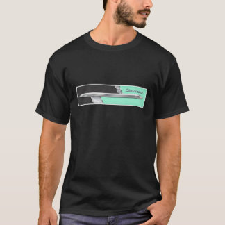 1956 Bel Air 150 Chrome Trim T-Shirt