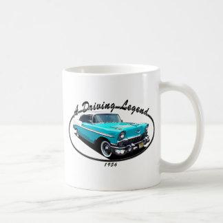 1956 BEL AIR BLUE COFFEE MUG