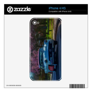 1956 Buick Decal For The iPhone 4S