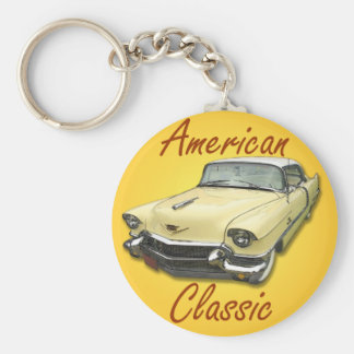 1956 Cadillac DeVille Keychain