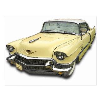 1956 Cadillac DeVille Postcard