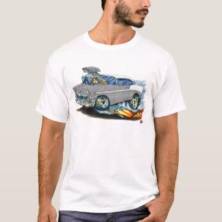 1956 Chevy 150-210 Grey Car T-Shirt