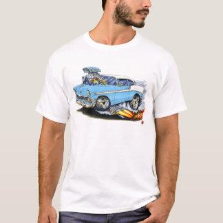 1956 Chevy 150-210 Lt Blue Car T-Shirt