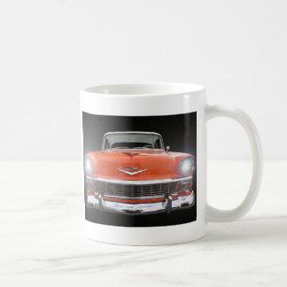 "1956 CHEVY ""LIGHTS ON"" COFFEE MUGS"