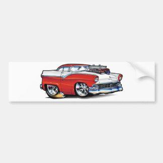 1956 Ford Fairlane Bumper Sticker
