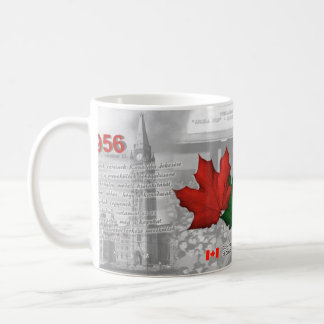 1956 forradalom del OS, Kanada vonatkozásában Taza De Café