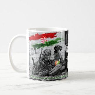 1956- Magyar Szabadságharcos, Hun Freedom Fighter Coffee Mug