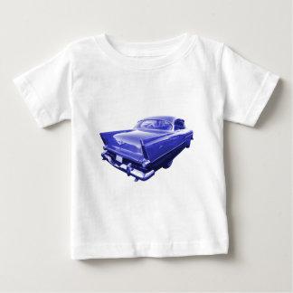 1956 Plymouth Purple Tail Fins Shirt