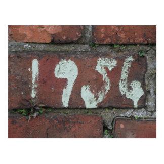 1956 POSTCARD