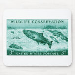 1956 protección de la fauna, salmón tapetes de ratones