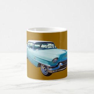1956 Sedan Deville Cadillac Luxury Car Coffee Mug