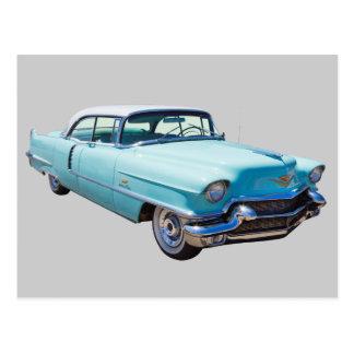 1956 Sedan Deville Cadillac Luxury Car Postcard