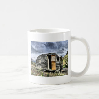 1956 Shasta Trailer Coffee Mug