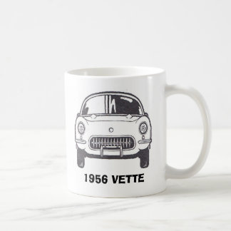1956 VETTE COFFEE MUG