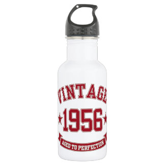 1956 Vintage Aged to Perfection Stainless Steel Water Bottle