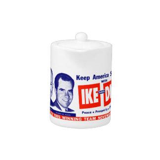1956 voto Ike y Dick