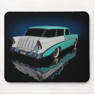 1956 wagon mouse pad